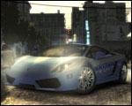 GTA 4 Lamborghini Gallardo LP560-4 Polizia italiana