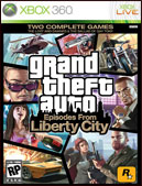 Episodes from Liberty City Copertina