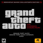 Copertina Grand Theft Auto 1 The Classics Collection