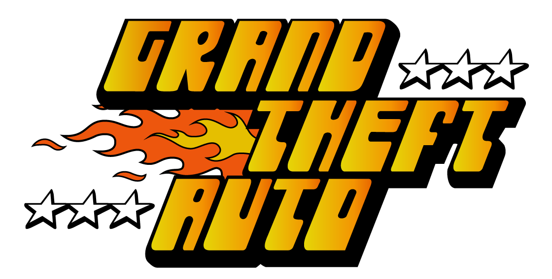 Grand Theft Auto 1 Logo Pictures To Pin On Pinterest