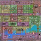 GTA 1 Mappa San Andreas quartieri