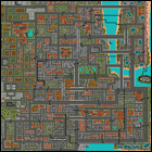 GTA 1 Mappa Vice City