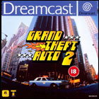Copertina Grand Theft Auto 2 DreamCast