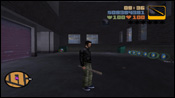 GTA 3 Mazza da baseball