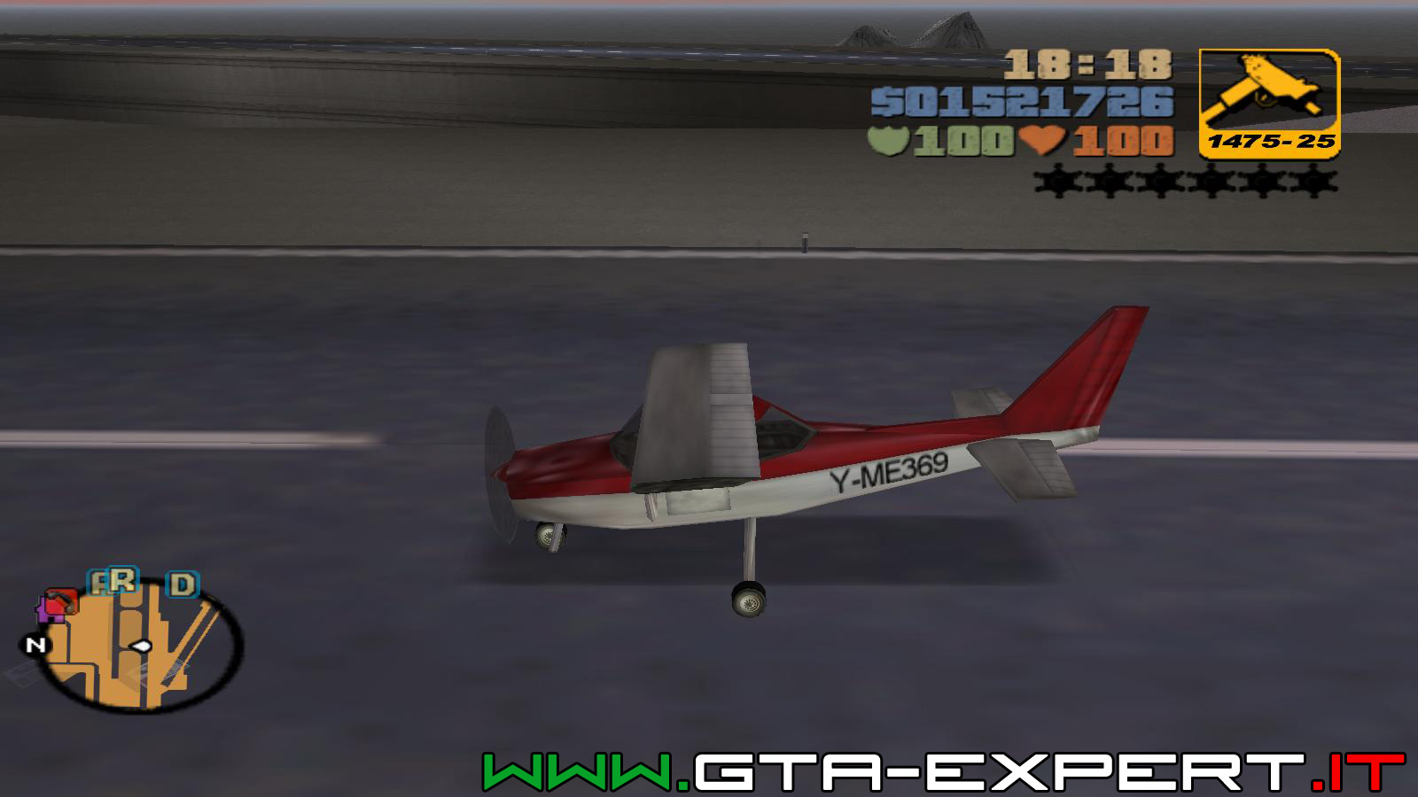 how to use the dodo in gta 3