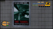 The Tunnel GTA 3