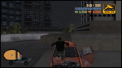 You weren't supposed to be able GTA 3