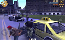 GTA 3 10 Anniversario iPhone
