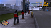GTA 3 Red Jacks