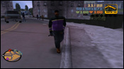 GTA 3 Purple Nines