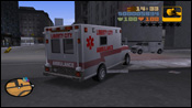 GTA 3 Ambulanza