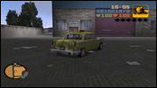 Cabbie GTA 3