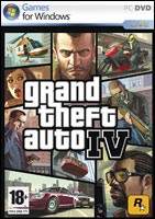 Cover GTA 4 PC