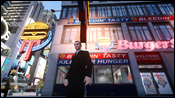 GTA 4 Burger Shot