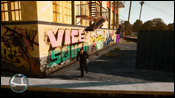 GTA 4 Artworks Graffiti