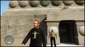 GTA 4 T-Shirt Happiness
