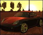 GTA 4 Porsche Cayman S
