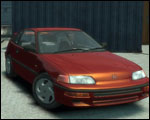 GTA 4 Honda CRX