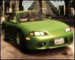 GTA 4 Mitsubishi Eclipse