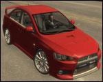 GTA 4 Lancer Evolution X