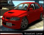 GTA 4 Mitsubishi Lancer Evolution VIII
