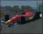 GTA 4 Ferrari Formula 1