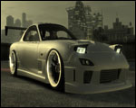 GTA 4 Mazda RX-7 FD3S