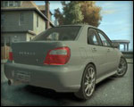 GTA 4 Subaru Impreza
