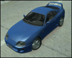GTA 4 Toyota Supra