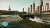 Dinghy GTA 4