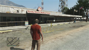 GTA 5 Sandy Shores Medical Center