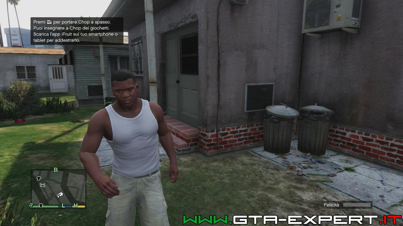 Giocare con Chop - GTA V - GTA-Expert