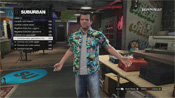 Camicia Max Payne 3 in GTA 5