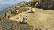 Chiosco aranciata BIG in GTA V