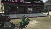 GTA 5 Logo Pitchers