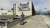 GTA 5 Rear Wall