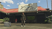 GTA 5 Film cinema