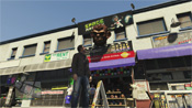 GTA 5 Space Monkey 3D