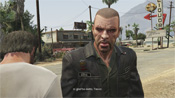 Johnny Klebitz in GTA V