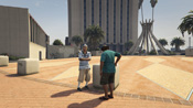 Varrios Los Aztecas in GTA V