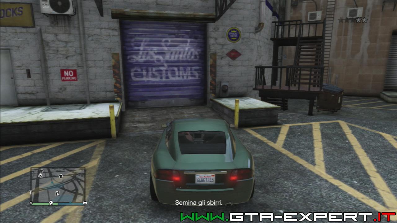 Consegna Auto Per Simeon Gta V Gta Expert