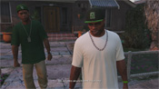 Harold Stretch Joseph in GTA 5