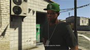 Lamar Davis in GTA 5