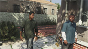 Isiah Friedlander in GTA 5