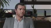 Michael De Santa in GTA 5