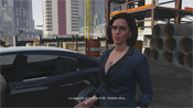 Molly Schultz in GTA 5