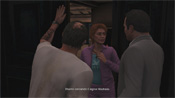 Patricia Madrazo in GTA 5