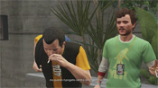 Rickie Lukens in GTA 5
