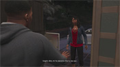 Tanisha Jackson in GTA 5