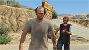 Wade Hebert in GTA 5